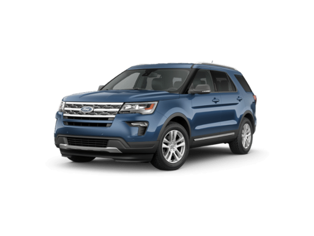 New 2019 Ford Explorer XLT SUV for sale in Mahopac